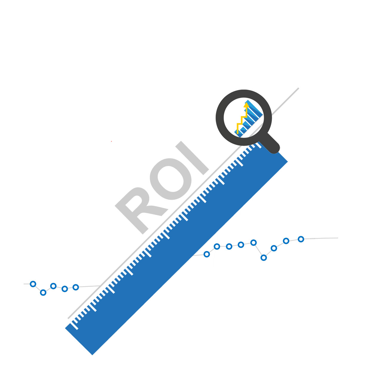 Measure ROI on marketing spend