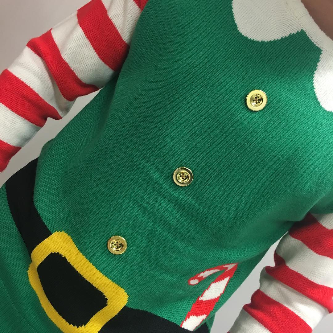 Christmas Jumper Day at SymVolli