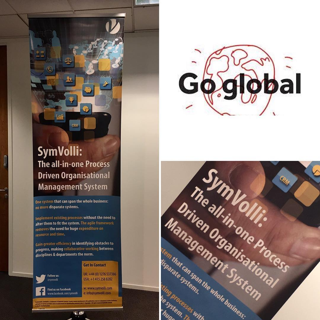 SymVolli at Go Global