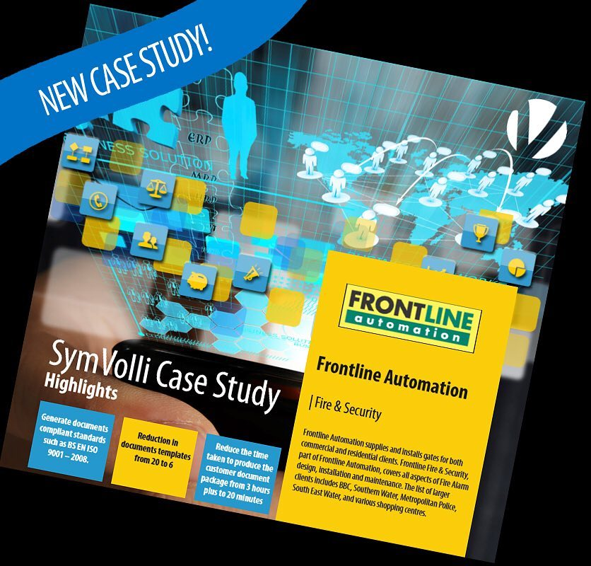 Case Study - Frontline Automation